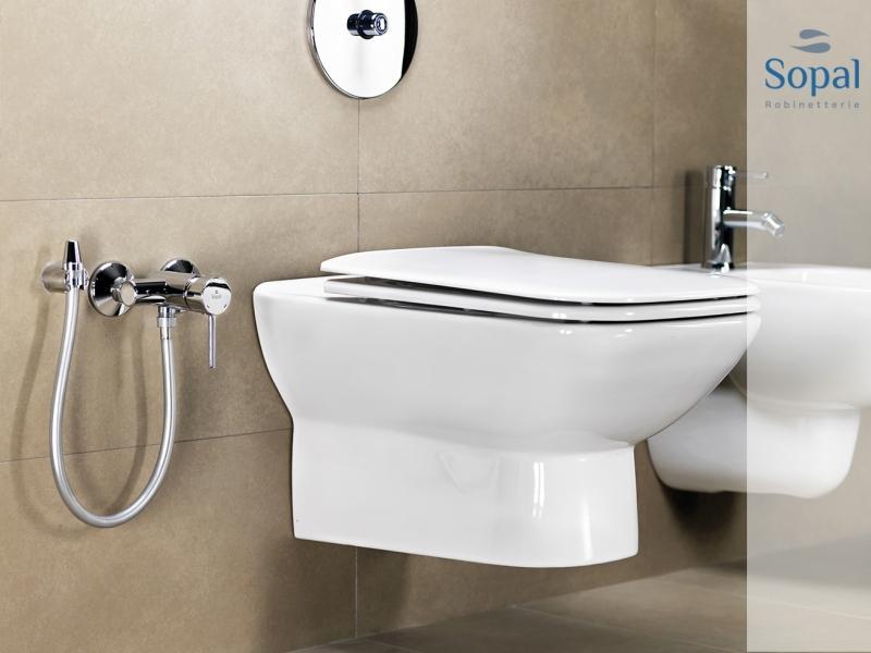 Robinet De Toilette Douz Sopal Comaf Comptoir Africain