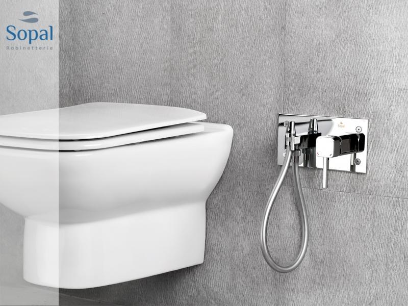 Promo tn mitigeur de toilette encastre zarzis