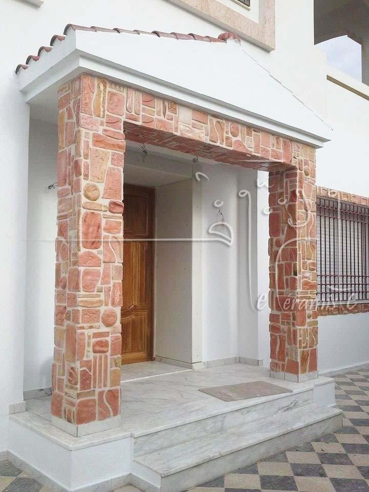 Rev tement porte d 39 entr e for Maison de senteur tunisie adresse