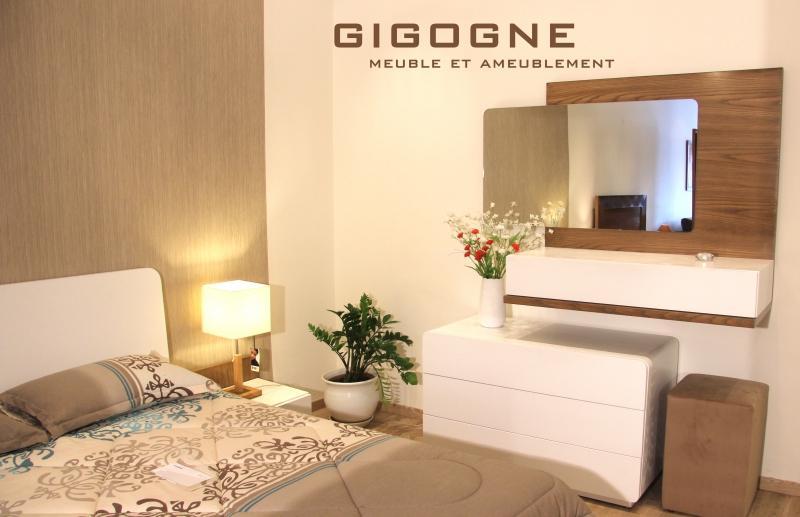 Promo.tn : chambre à coucher design