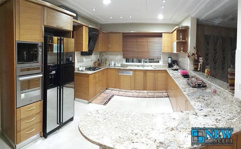 design cuisine tunisie cuisine quipe design et moderne ou sur mesure cuisine cuisinella cuisine. Black Bedroom Furniture Sets. Home Design Ideas