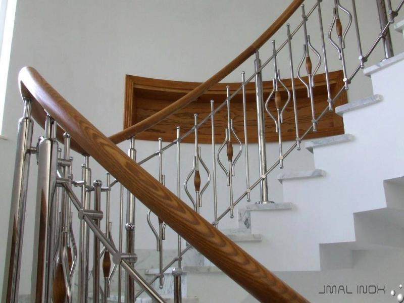 Rampe escalier en inox - Rampe escalier inox ...