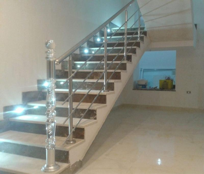 rampe escalier plexi. Black Bedroom Furniture Sets. Home Design Ideas