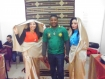 Notre étudiant Camerounais Christian
