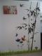 Sticker décoratif et papier peint