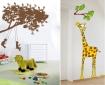 stickers et tableaux décoratifs
