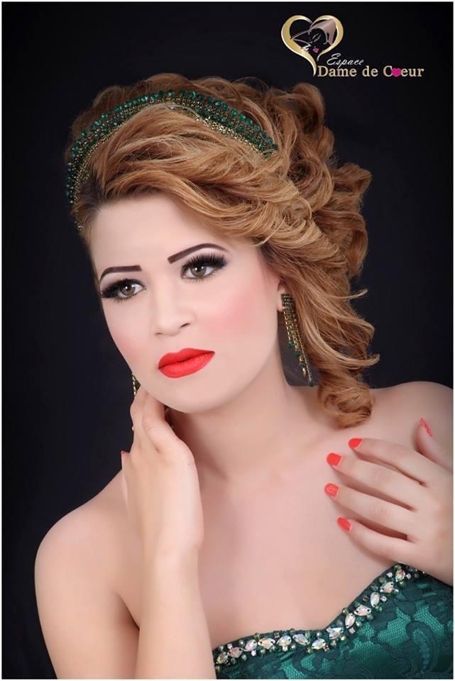 Salon de coiffure mariage sfax